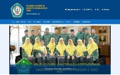 Selamat Datang di Website Resmi MTsN 4 Tebo
