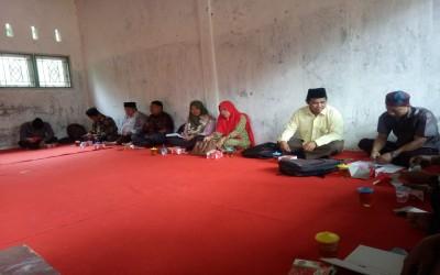 Pertemuan Perdana 2020 KaMTs KKM MTsN 4 di MTs Darul Ulum unit 6 Desa Tirta Kencana Rimbo Bujang Kab. Tebo